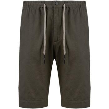 Textil Muži Plavky / Kraťasy Antony Morato MMSH00155 FA900121 Zelený