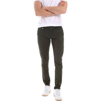 Textil Muži Mrkváče Antony Morato MMTR00496 FA800129 Zelený