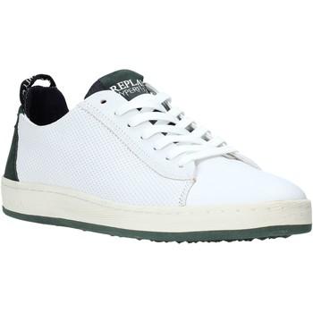 Boty Muži Nízké tenisky Replay GMZ52 240 C0022L Bílý