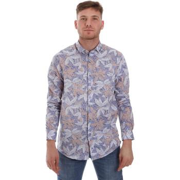 Textil Muži Košile s dlouhymi rukávy Sseinse CE502SS Modrý