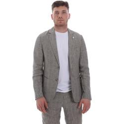 Textil Muži Saka / Blejzry Sseinse GAE561SS Hnědý