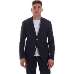 Textil Muži Saka / Blejzry Sseinse GAE569SS Modrý