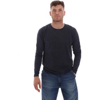 Textil Muži Svetry Sseinse ME1510SS Modrý
