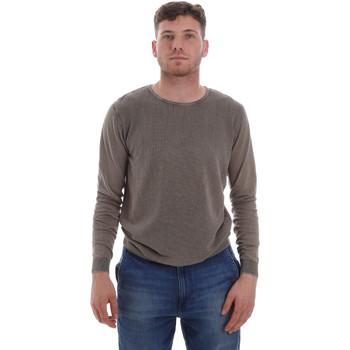 Textil Muži Svetry Sseinse ME1510SS Hnědý