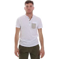 Textil Muži Trička s krátkým rukávem Sseinse ME1600SS Bílý
