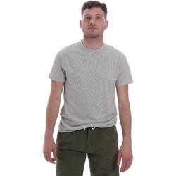 Textil Muži Trička s krátkým rukávem Sseinse ME1603SS Bílý