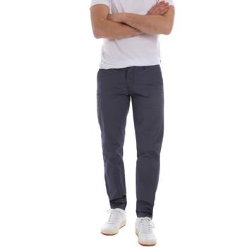 Textil Muži Mrkváče Sseinse PSE569SS Modrý