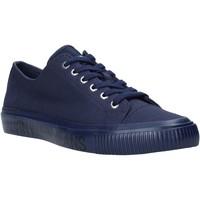 Boty Muži Nízké tenisky Calvin Klein Jeans B4S0112X Modrý