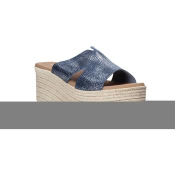 Boty Ženy Dřeváky Valleverde 34270 Modrý