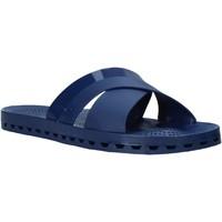 Boty Muži Dřeváky Sensi 4300/C Modrý