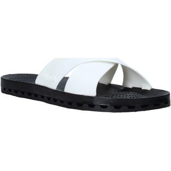 Boty Muži Dřeváky Sensi 4300/U Bílý