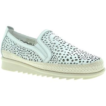 Boty Ženy Street boty Susimoda 4777 Bílý