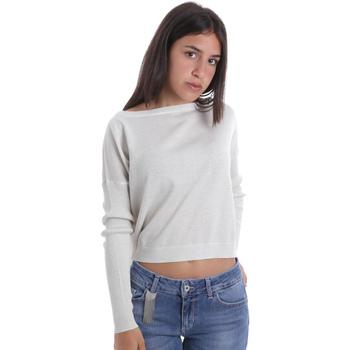Textil Ženy Svetry Liu Jo MA0035 MA32H Bílý