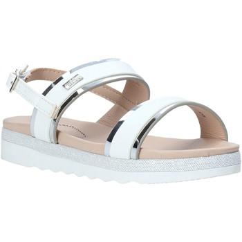 Boty Dívčí Sandály Miss Sixty S20-SMS778 Bílý