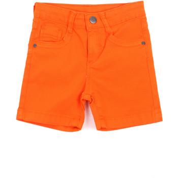 Textil Děti Kraťasy / Bermudy Losan 015-9009AL Oranžový