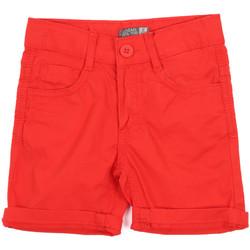 Textil Děti Kraťasy / Bermudy Losan 015-9655AL Červené
