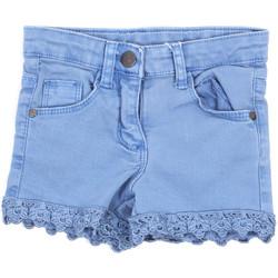 Textil Děti Kraťasy / Bermudy Losan 016-9001AL Modrý