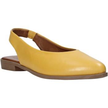 Boty Ženy Sandály Bueno Shoes 9N0102 Žlutá