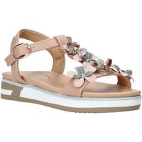 Boty Dívčí Sandály Miss Sixty S20-SMS781 Růžový