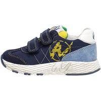 Boty Děti Nízké tenisky Naturino 2014904 01 Modrý