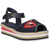 Boty Ženy Sandály Wrangler WL181651 Modrý