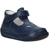Boty Děti Sandály Falcotto 2013358 01 Modrý