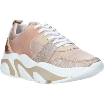 Boty Ženy Nízké tenisky Apepazza S0EASY01/MIX Růžový