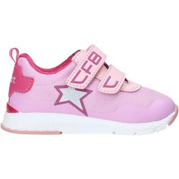 Boty Dívčí Nízké tenisky Falcotto 2013512 01 Růžový