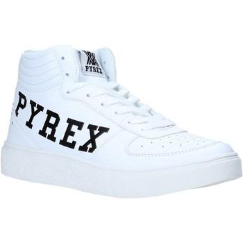 Boty Ženy Kotníkové tenisky Pyrex PY020207 Bílý