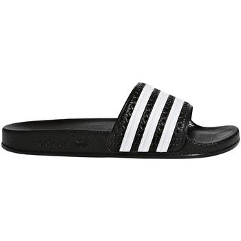 Boty Děti pantofle adidas Originals BA7130 Černá
