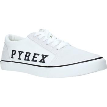 Boty Muži Nízké tenisky Pyrex PY020201 Bílý