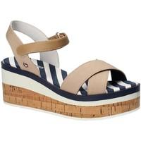 Boty Ženy Sandály U.S Polo Assn. FLEUR4112S8/C1 Hnědý