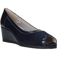 Boty Ženy Sandály Comart 023353 Modrý