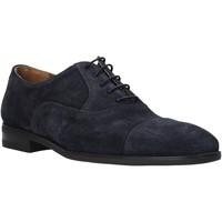 Boty Muži Šněrovací společenská obuv Maritan G 141130MG Modrý