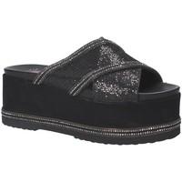 Boty Ženy Dřeváky Exé Shoes G41007137A30 Černá
