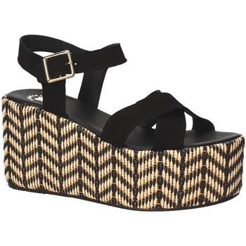 Boty Ženy Sandály Exé Shoes G41007047004 Černá