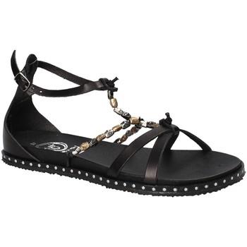 Boty Ženy Sandály 18+ 6140 Černá