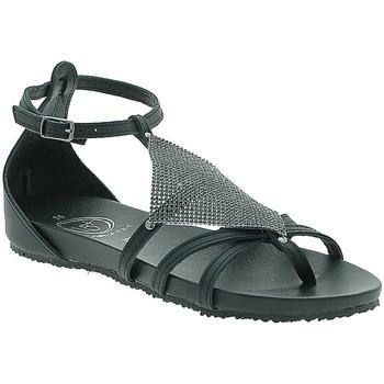 Boty Ženy Sandály 18+ 6108 Černá