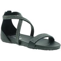 Boty Ženy Sandály 18+ 6141 Černá