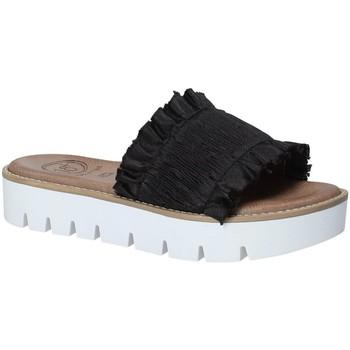Boty Ženy Dřeváky 18+ 5812 Černá