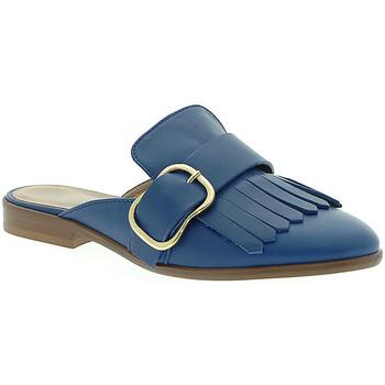 Boty Ženy Pantofle Mally 6116 Modrý