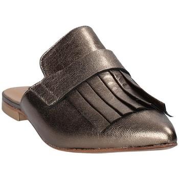 Boty Ženy Pantofle Mally 6173 Šedá