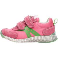 Boty Dívčí Nízké tenisky Naturino 2014902 01 Růžový