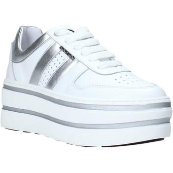 Boty Ženy Nízké tenisky Exton 1505 Bílý