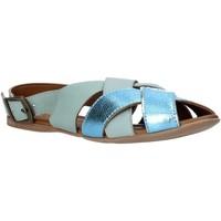 Boty Ženy Sandály Bueno Shoes 9J2103 Modrý