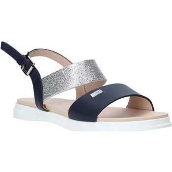 Boty Dívčí Sandály Miss Sixty S20-SMS765 Modrý