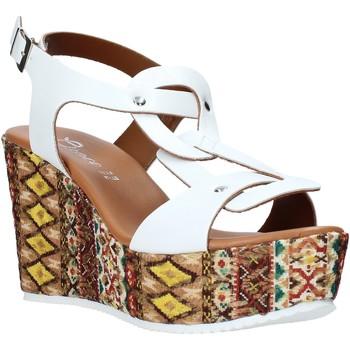 Boty Ženy Sandály Grace Shoes 09 Bílý