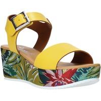 Boty Ženy Sandály Grace Shoes 01 Žlutá
