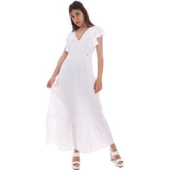 Textil Ženy Společenské šaty Gaudi 011BD15039 Bílý
