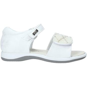 Boty Dívčí Sandály Miss Sixty S20-SMS756 Bílý